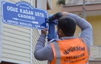 SINIR GÜVENLİĞİ - Ankara Büyükşehir'den Şehitlere Vefa