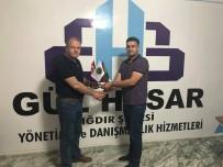 TRAFIK KAZASı - Asimder Başkanı Gülbey İşadamı Güven'i Ziyaret Etti