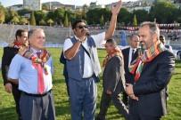 AKDENIZ ÜNIVERSITESI - Ata Sporu Yağlı Güreş Bursa'da Yaşatılıyor