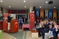 AYDIN ŞENGÜL - Aydın Şengül, Karabağlar Ve Konak'ta Partililerle Buluştu