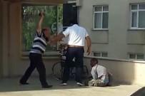 DAYAK - Babadan Engelli Oğluna Şiddet