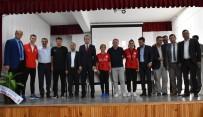 Balkes'in Hocaları Balya'da Öğrencilerle Buluştu