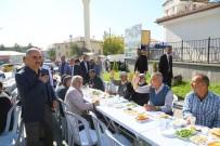 PAZARCI ESNAFI - Başkan Aydın Pazarcı Esnafıyla Kahvaltıda Buluştu