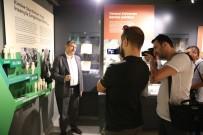 MUSTAFA KEMAL ATATÜRK - Başkan Cemal Akın, 'Şehirler Müzeler İle Birlikte Yaşar'
