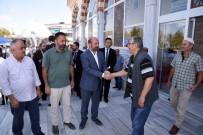 ŞEYH ŞAMIL - Başkan  Pekyatırmacı, Vatandaşlarla Buluştu