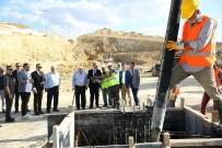 ALİ HAMZA PEHLİVAN - Bayburt OSB'ye 50 Milyon Liralık Yatırım