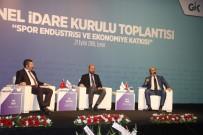 EROL AYYıLDıZ - Bilal Erdoğan Açıklaması 'Geleneksel Sporlarda Madalya Almaya Devam Edeceğiz'