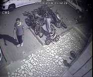 GÜZELYALı - Bisiklet Hırsızı Uykuda Yakalandı