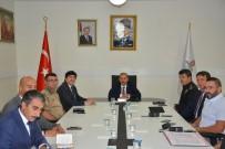 JANDARMA KOMUTANI - Bitlis'te 'Üniversitelerde Güvenlik Tedbirleri' Toplantısı Gerçekleştirildi