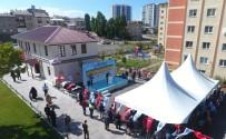 DERNEK BAŞKANI - Büyükşehir Kentte İnşa Ettiği Muhtarlık Binalarının Açılışını Yaptı