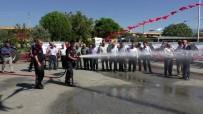 İTFAİYE ARACI - Büyükşehirden Nazilli'nin Köylerine Yangın Söndürme Tankeri