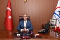 AKDENIZ ÜNIVERSITESI - Çatak Kaymakamı Türkmen Görevine Başladı