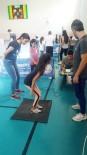 Çermik'te Sportif Yetenek Taraması Yapıldı