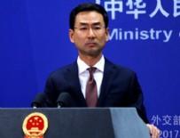 DIŞİŞLERİ BAKANLIĞI SÖZCÜSÜ - Çin'den ABD'ye gözdağı
