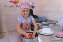 FESTIVAL - Çocuklar Yöresel Antep Yağlı Köftesi Yapmak İçin Yarıştı