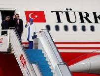 CUMHURBAŞKANı - Cumhurbaşkanı Erdoğan'ın ABD programı belli oldu!