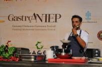 YıLDıZLı - Dünyaca Ünlü Aşçılar Gastronomi Kentinde Hünerlerini Sergiledi