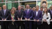ABDÜLHAMİT GÜL - Dünyanın İlk Ve Tek Fıstık Müzesi Gaziantep'te Açıldı