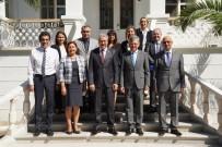 ORGANİZE SANAYİ BÖLGESİ - Ege Üniversitesi İle Atatürk Organize Sanayi Bölgesi'nden Örnek İşbirliği