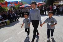 MUSTAFA KEMAL ATATÜRK - Eğirdir'de İlköğretim Haftası Kutlamaları