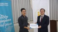 SELAHADDIN - 'Erbil Türkoloji Yaz Okulu' Sona Erdi