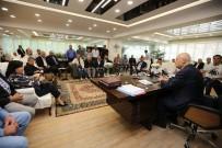 YENİMAHALLE BELEDİYESİ - Esnafa Halkkart Dopingi