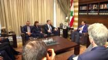LÜBNAN CUMHURBAŞKANI - FBI Direktörü'nden Lübnan'a Sürpriz Ziyaret