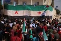 DEVRIM - Fırat Kalkanı Bölgesinde Esad Eylemi