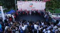 TAMER KARADAĞLI - Gastroantep Festival Korteji Renkli Görüntülere Sahne Oldu