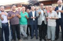 SABAH NAMAZı - Gaziantep'te İş Yerleri Sabah Namazının Ardından Dualarla Açılıyor