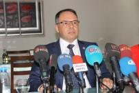 KARACİĞER NAKLİ - Harran Tıp Hastanesi Değerlendirme Toplantısı Yapıldı