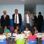 OKUL ÖNCESİ EĞİTİM - Harranlı Miniklere 'Zeka Oyunları Atölyesi'