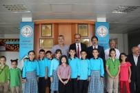 MEHMET ERDEM - İlköğretim Haftası Arapgir'de Kutlandı