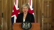 THERESA MAY - İngiltere Başbakanı May Açıklaması 'AB, Brexit'e Saygı Göstermeli'
