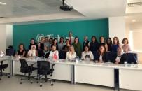 PSIKOLOG - İş Kadınlarına 'Stres Yönetimi Eğitimi' Verildi
