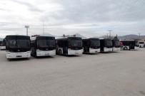 YUSUF ZIYA GÜNAYDıN - Isparta'daki Son Otobüs Seferleri  00.30'Da Yapılacak