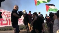 YAHUDI - İsrailli Aktivistlerden Gazze'ye Destek Gösterisi