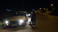 Jandarma Ekiplerinden Güven Ve Huzur Uygulaması