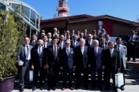 ORGANİZE SANAYİ BÖLGESİ - Japon İş Adamları Eskişehir'de