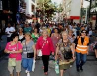 SAĞLIKLI BESLENME - Karşıyaka'dan Alzheimer Farkındalık Ayı Etkinlikleri