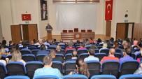 ERCIYES ÜNIVERSITESI - Kayseri Üniversitesi Rektörü Prof. Dr. Karamustafa Tebrikleri Toplu Kabul Etti