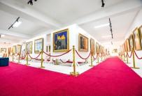 KUZEY KıBRıS TÜRK CUMHURIYETI - Kıbrıs Modern Sanat Müzesi Sanatseverlere Kapılarını Açıyor