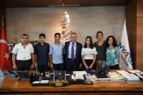 AKDENIZ ÜNIVERSITESI - Konyaaltı Belediyesi Etüt Merkezi'nden İlk 10 Bine 2 Bin Öğrenci