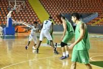 MAMAK BELEDIYESI - Mamak Belediyesi Basketbol Takımı'ndan Galibiyet