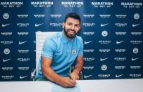 İNGILTERE - Manchester City, Agüero'nun Sözleşmesini Uzattı