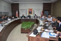MUSTAFA HAKAN GÜVENÇER - Manisa'da Acil Çağrı Hizmetleri İl Koordinasyon Komisyonu Toplandı