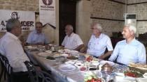 TAHAMMÜL - Mazlumder Genel Başkanı Ramazan Beyhan Açıklaması