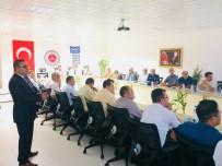 DENETİMLİ SERBESTLİK - Mersin Cumhuriyet Başsavcılığı Koruma Kurulu Toplantısı Gerçekleştirildi