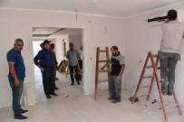 YUNUSEMRE - Mesir Tabiat Parkı 2. Etabında Çalışmalar Sürüyor
