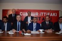DEVİR TESLİM - MHP'de Görev Değişim Töreni